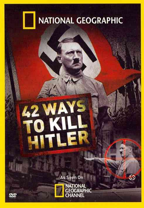 42 WAYS TO KILL HITLER (DVD)