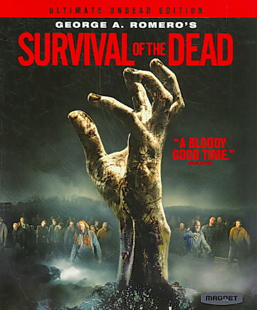 SURVIVAL OF THE DEAD:ULTIMATE UNDEAD BY ROMERO,GEORGE (Blu-Ray)